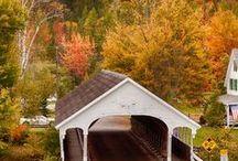 New Hampshire / Road trips around New Hampshire.