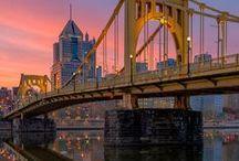 Pennsylvania / Road trips around Pennsylvania.