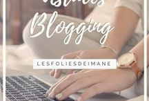 Astuces . blogging / blogging . astuces . illustration . photoshop . logo