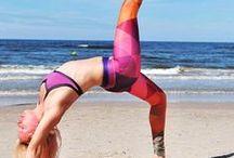 LEGGINSY / Sportowe legginsy w wyjątkowych wzorach - same motywują do tereningu<3