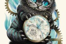 Alice in Wonderland / One of my favorite movies