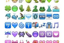 Emojis / Ok.....this is EMOJI MANIA!!!!☺️☹️✊✌✋☝✍❤️❤️❤️❤️☘