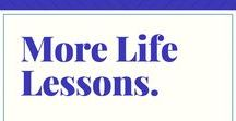 More Life Lessons / More articles about life and its many lessons and secrets, gathered from around the web! | www.sicklessons.com