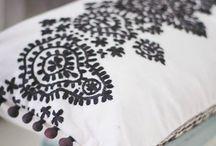 Textil: táskák, tervek, szövések, stb
