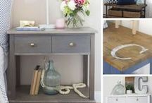 DIY Furniture / Some of the best DIY furniture from all around the world!