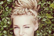 Cool Hair / I love hair I LOVE IT! this board is hair envy! hair ideas i like. hair i would love to have for my own / by Katie Archibald