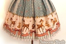 Whimsy Loli Love / cotton candy cute, ott, lolita, fairy kei, spank styles.