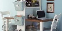 Home ideas / Decorating ideas, space saving ideas, creative ideas and things to try when redecorating your home. From extravagant overhauls to simple and cheap updates, here is a great bunch of pin-able photos.