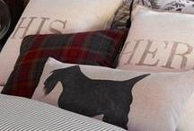 Bedding and Linens / by Robin Tigli