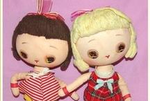 Japanese Pose Dolls