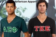 Sorority/Fraternity Package Specials / Something Greek has great deals on cheap Greek apparel. Check out our sorority and fraternity package specials for some of the best prices around on custom Greek clothing.