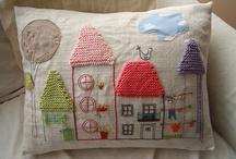 Pillows / by Robin Tigli