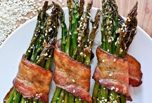 Foodie - Bacon <3... / I love the taste, the smell, the yummy goodness... some of these things are pretty overboard but I'd still probably try them :)  This is by far one of my biggest weaknesses. / by Mary MacCarthy
