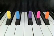 I Teach Piano / by Ashley Blankenship