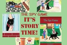 The Spy Game by JD Holiday / The Spy Game   JD's site: http://jdholiday.blogspot.com/