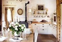 Kitchen / Kitchen decor and inspiration / by Jenny Wright