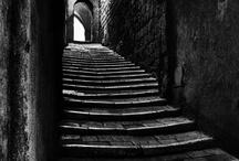 Black & White / by Kathy Powell