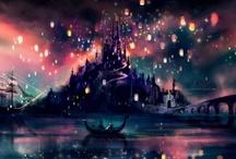 Dreaming: Tangled Lights