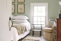 Guest Bedroom / Guest bedroom ideas and inspiration