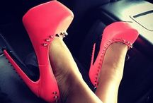 Shoe Lust / by Chanel Kaawa-Giddens