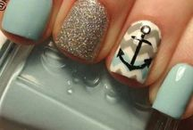 Nail Art I must try <3 / by Chanel Kaawa-Giddens