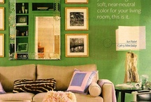 Emerald Palace Room / The green room for my Bed and Breakfast  / by Lisa Smith