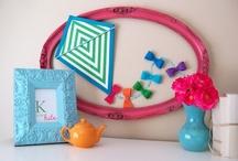 My Sweet Little Girls Room! / by Rhema Georgiadis