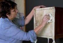 Annie Sloan Chalk Paint / by Vintage Soul by Kim