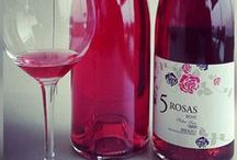 5 Rosas Losada #rosé #pinkwine #vino / Röttlicher Wein, rosé wine, pink wine,vin rosé,vino rosato, vino cerasuolo,rötlicher Wein, Schillerwein, Weissherbst, Süssdruck (Schweiz) #partywine #winelovers #winefanatics #weekendwinelovers