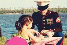 Marine Corps / by Jill Stapleton
