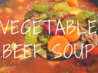 Soups, Salads & Sauce recipes / Soups, salads and sauce recipes that are delicious, quick, and easy. Taste great and are easy to do!