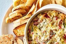 Appetizers, dips & bread / Appetizers, savory dips and bread recipes for you to try. I love appetizers and munchie meals! Perfect ideas for get-togethers, parties or just for yourself.