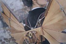 steampunk/dieselpunk / by Lisa Smith