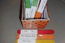 Teaching resources / For my TEFL lessons with young learners  / by Vanessa C