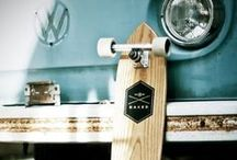 SkateBoard & Bicycle Projects
