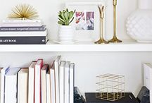 Decor :: Shelving / by largoargentina