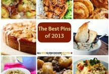 Top Pins of 2013 / Find all of our top pins of 2013 from AllFreeSlowCookerRecipes.com. Check out the hottest trends in slow cooker recipes, and sample the best slow cooker recipes of the year. / by SlowCookerRecipes