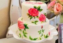 Fun with Cake!! / by Rhema Georgiadis