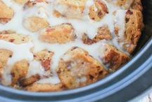 Slow Cooker Breakfast / Whether you're on the hunt for a breakfast casserole recipe, egg breakfast recipes, healthy breakfast recipes or another morning treat, we've got you covered. From sweet to savory breakfasts, use this board to find the perfect dish to start your day off the right way.  / by SlowCookerRecipes