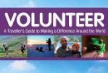 Volunteer Resources / Finding places to use your skills and passion for helping others