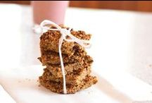 Healthy Bake Recipes / Healthy bake recipes perfect for lunch boxes or snacks throughout the day