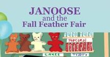 Janoose & The Fall Feather Fair / The sequel to Janoose The Goose  The Fox returns to Free Range Farm and he has a score to settle with Janoose! How will the fox get his revenge? $10.00  https://www.amazon.com/Janoose-Fall-Feather-Fair-Holiday-ebook/dp/B01M242PJK/