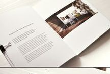 { project survey: landscape portfolio style layout } / For portfolio, book, proposals
