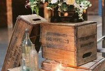 Wedding Rustic Decor