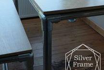 Silver Frame Design