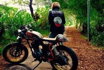 Blaaaarrrr / Motorcycle