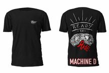 T-Shirt Product / ORDER NOW - More info : machinedcustomart@gmail.com || +62 878 4333 4646 || +62 8222 71000 46 || BBM : D6486FE0