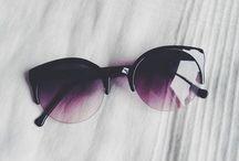 •Glasses•