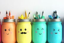 Creative Crafts For kids / Bonding with your kids is important. What other way to bond with your kids then doing DIY projects! Here are a few great projects that you and your kids can do.