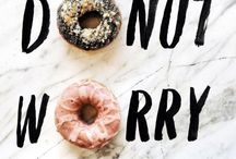 •Donuts•